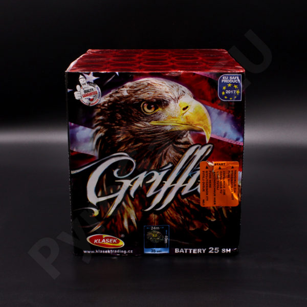 25 shots - Griffin